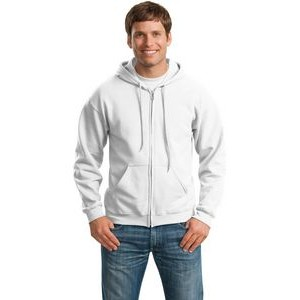 Gildan® Men's Heavy Blend™ Full-Zip Hooded Sweatshirt