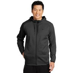 Nike Therma-FIT Textured Fleece Full-Zip Hoodie