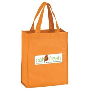 Recession Buster Non-Woven Tote Bag w/ Full Color (8