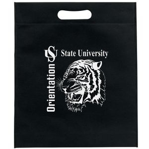 Large Non-Woven Die Cut Handle Bag (Screen Print)