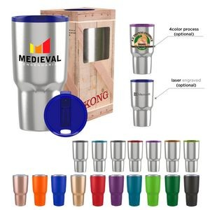 30 oz Kong Vacuum Insulated Tumbler