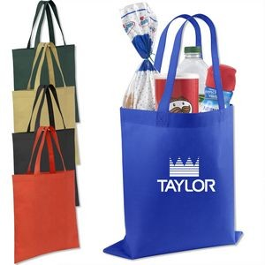 Economy Convention Tote Bag - Non woven 80 GSM totes